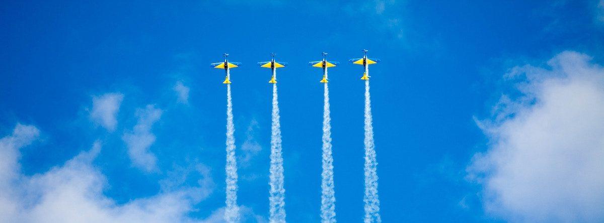 4 aerei francesca vitale